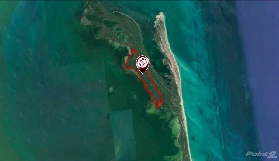 Wohnobjekte zum Verkauf in Macrolot, oceanfront hectares, in Isla Blanca, mixed land use for sale in Cancun., Isla Mujeres, Quintana Roo ,77500  , Mexiko