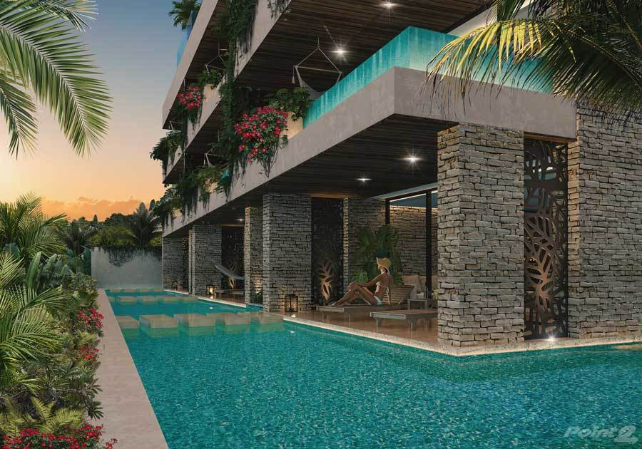 Wohnobjekte zum Verkauf in Unique Residential Boutique Development, Located in the Majestic Community of Aldea Premium, Tulum, Quintana Roo ,77760  , Mexiko