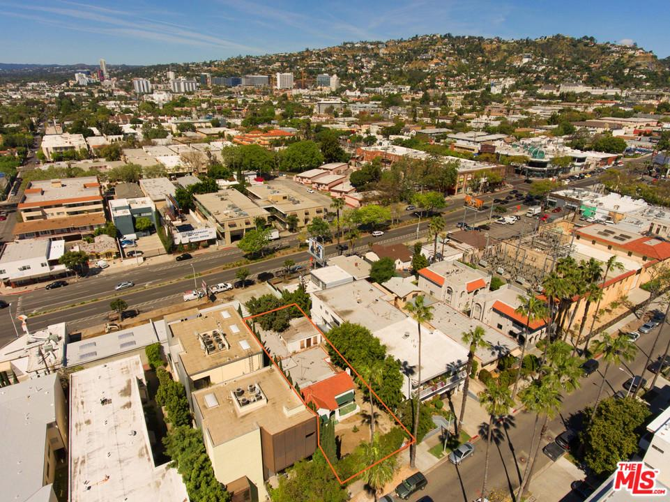 Land kaufen in North 1019 ORANGE GROVE Avenue, West Hollywood, Kalifornien ,90046